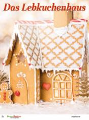 Rezept - Das Lebkuchenhaus - Backideen für Weihnachten, Herbst & Winter mit Tommy Weinz – 01/2020