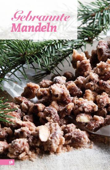 Rezept - Gebrannte Mandeln - Simply Backen Sonderheft Weihnachts-Plätzchen – 01/2020