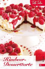 Rezept - Himbeer-Desserttorte - Simply Backen Sonderheft Obstkuchen – 01/2020