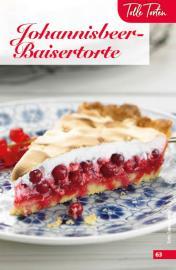 Rezept - Johannisbeer-Baisertorte - Simply Backen Sonderheft Obstkuchen – 01/2020