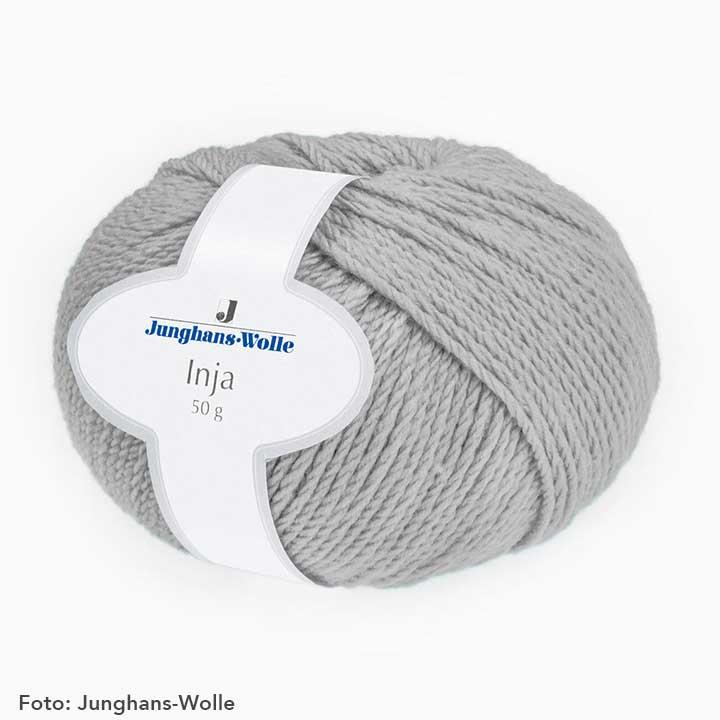 Silber, Junghans-Wolle Inja
