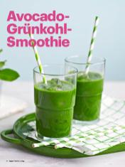 Rezept - Avocado-Grünkohl-Smoothie - Vegan Food & Living – 05/2020