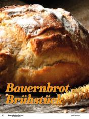 Rezept - Bauernbrot mit Brühstück - Best of Besser Backen mit Tommy Weinz – 01/2021