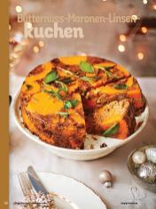 Rezept - Butternuss-Maronen-Linsenkuchen - Simply Kochen Weihnachten 01/2020