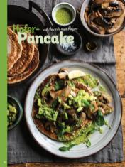 Rezept - Hafer-Pancake mit Avocado und Pilzen - Simply Kochen Weihnachten 01/2020