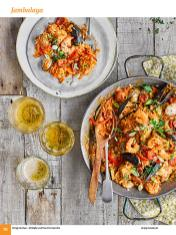 Rezept - Jambalaya - Simply Kochen Sonderheft: One-Pot-Gerichte
