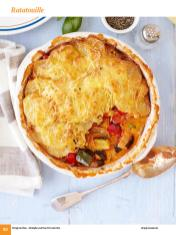Rezept - Ratatouille - Simply Kochen Sonderheft: One-Pot-Gerichte