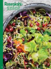 Rezept - Rosenkohlsuppe mit Granatapfelkernen - Simply Kochen Weihnachten 01/2020