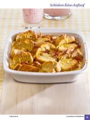 Rezept - Schinken-Käse-Auflauf - Simply Kochen Sonderheft: One-Pot-Gerichte