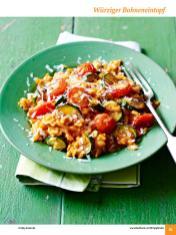 Rezept - Würziger Bohneneintopf - Simply Kochen Sonderheft: One-Pot-Gerichte