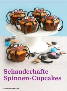 Schauderhafte-Spinnen-Cupcakes-Simply-Backen-Kollektion-Torten-Kuchen-0121