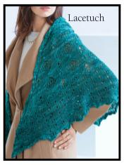 Strickanleitung - Lacetuch - Best of Designer Knitting 01/2021