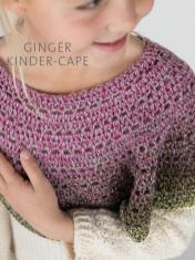 Häkelanleitung - Ginger Kinder-Cape - Simply Kreativ Sonderheft Häkeln mit Verlaufsgarn 01/2021