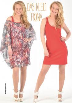 Nähanleitung - Das Kleid Fiona - Simply Nähen Extra Kleider nähen lernen 01/2021