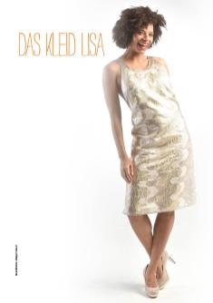 Nähanleitung - Das Kleid Lisa - Simply Nähen Extra Kleider nähen lernen 01/2021