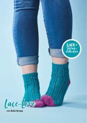 Häkelanleitung - Lace-Love - Simply Häkeln Kompakt Sonderheft Socken 01/2021