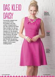 Nähanleitung - Das Kleid Daisy - Best of Kleider nähen 01/2021