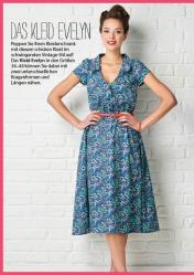 Nähanleitung - Das Kleid Evelyn - Best of Kleider nähen 01/2021