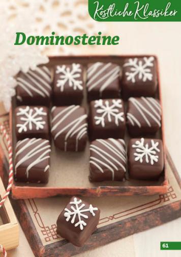Rezept - Dominosteine - Simply Backen Kekse 04/2020
