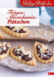 Rezept - Feigen-Macadamia-Plätzchen - Simply Backen Kekse 04/2020