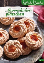 Rezept - Marmeladenplätzchen - Simply Backen Kekse 04/2020