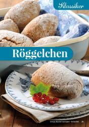 Rezept - Röggelchen - Simply Backen Kompakt Brötchen 02/2021