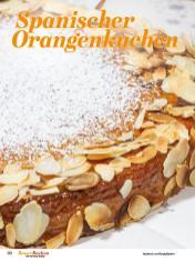 Rezept - Spanischer Orangenkuchen - Best of Besser Backen mit Tommy Weinz – 02/2021