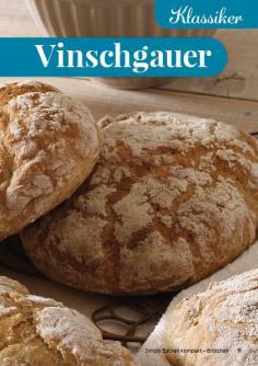 Rezept - Vinschgauer - Simply Backen Kompakt Brötchen 02/2021