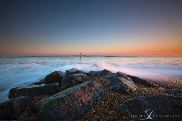Island Beach Landscapes Photography
