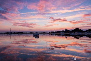 A time to reflect bosham harbour