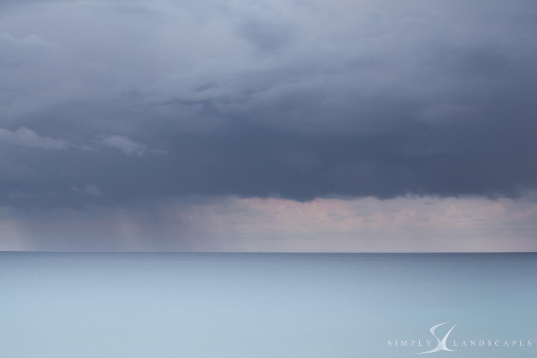 pagham beach storm