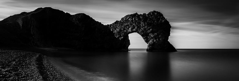 Durdle door arch Mono
