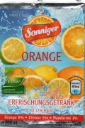 aldi orange hellblau