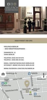 Nähe Kochstrasse/ Checkpoint Charly in der Zimmerstrasse 11 Berlin