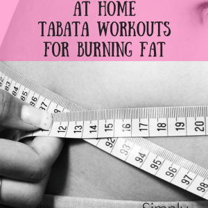 The 5 best at home tabata workouts for burning fat | Burn fat with Tabata | Tabata workouts for weight loss | at home Tabata