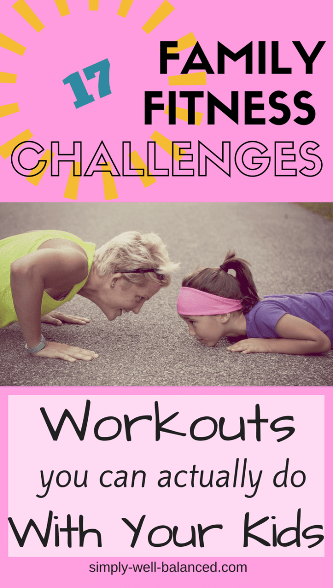 Family Fitness Challenges