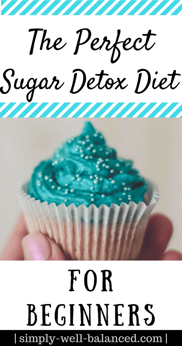 An easy to follow sugar detox diet plan for beginners | Cut back on sugar | reduce sugar in your diet | sugar withdrawl | sugar detox diet |