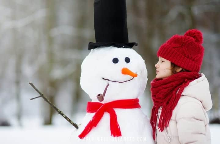 50 Super Fun Things to do over Winter Break