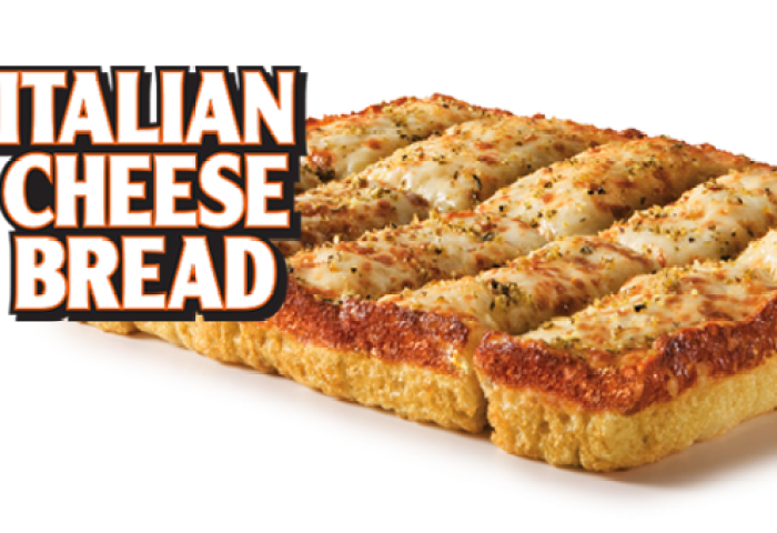 Italian Cheese Bread Simply Delivery