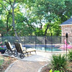 summer backyard tour