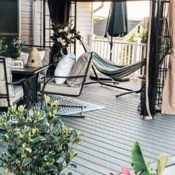 summer patio refresh