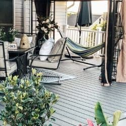 summer patio refresh
