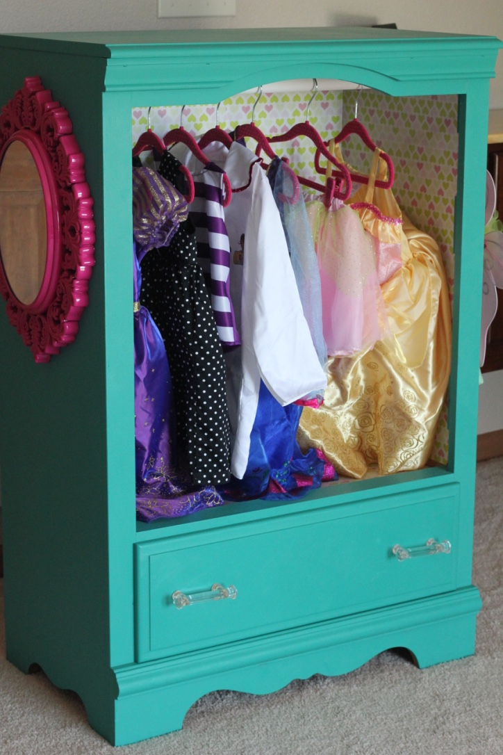 DIY Dress Up Wardrobe  Simply Being Abby