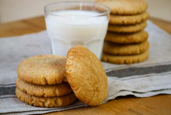 simple CBD Snickerdoodle Cookies Recipe