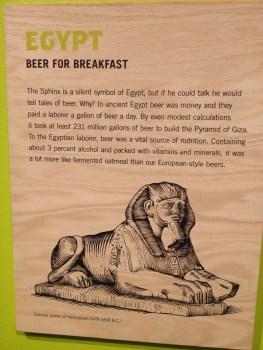 Beerology exhibit