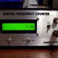 Arduino Frequency Counter (64 Mhz) v.1.0 عداد الترددات باستخدام آردوينو