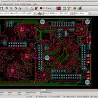 كيف تصمم دوائر مطبوعة PCB بكفائه عالية - الدرس الاول