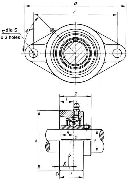 Flange Dimensions Metric