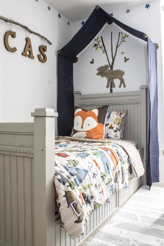 woodland big boy room reveal