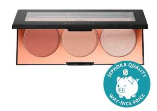 How to Wear Makeup with Face Mask - Sephora Collection Trio Face Palette
